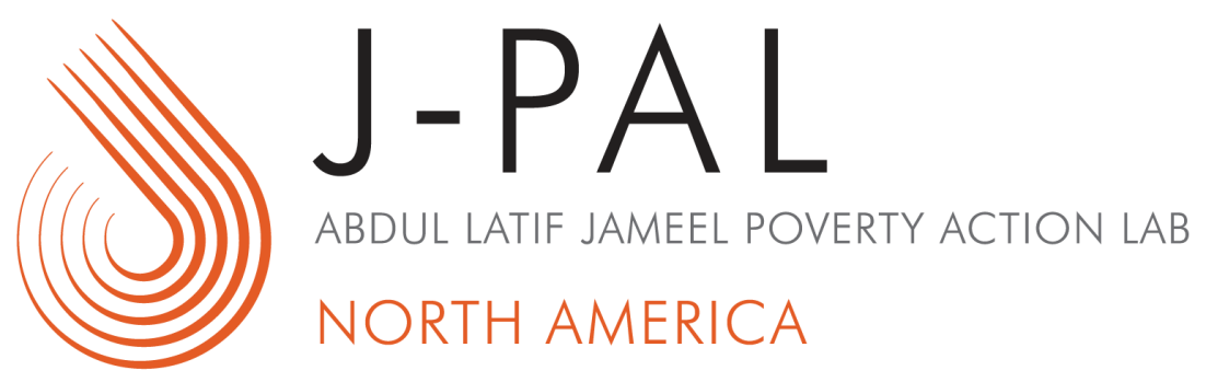 J-PAL North America Logo